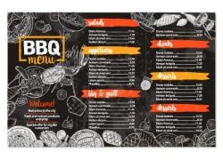 海鲜面包餐厅菜单