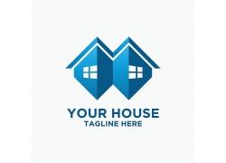 房子标志设计
