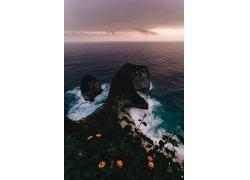 唯美海洋美景摄影