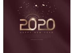 2020新年海报素材