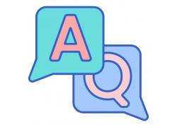 英文字母对话框