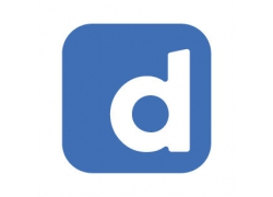 英文字母D图标