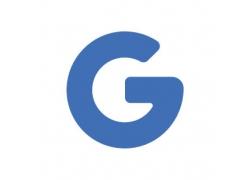 英文字母G图标