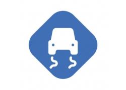汽车充气图标