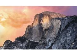自然岩石峭壁地理环境景观风景摄影图片