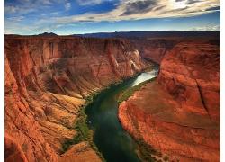 大自然山川岩石大峡谷风景摄影图片