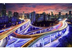 城市交通圖片