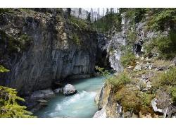 綠水青山景觀風景風光照片