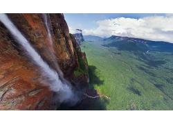 草地大山岩石天空风景风光景观照片