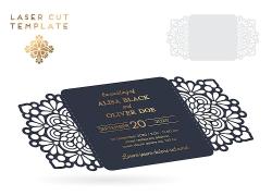 時尚創意剪紙卡片素材