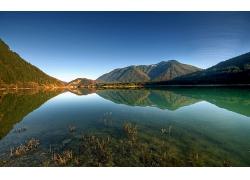 美麗優美山河大川美景風景景象高清圖片