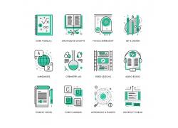 课本学习图标icon
