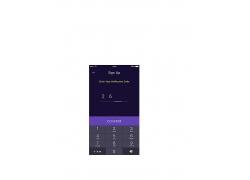 互联网社交手机APP界面展示模板
