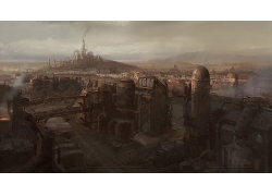 世界末日工業化城市