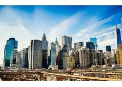 紐約市中心摩天大樓