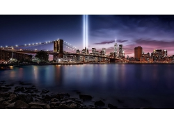 紐約市布魯克林大橋