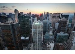 紐約市金融城市中心
