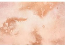 抽象不规则金粉流体装饰背景